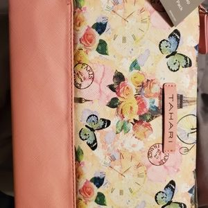 Butterfly and effiel tower fold out bag